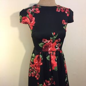 "FLORAL DRESS  ""NEW"""